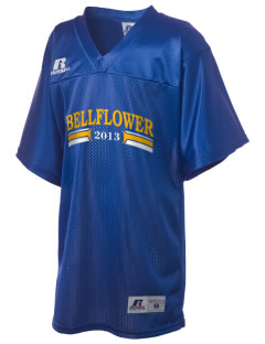 Christ Heritage Academy Bellflower Russell Kid's Replica Football Jersey