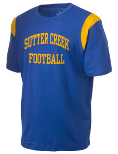 Sutter Creek Primary School Sutter Creek Holloway Men's Rush T-Shirt