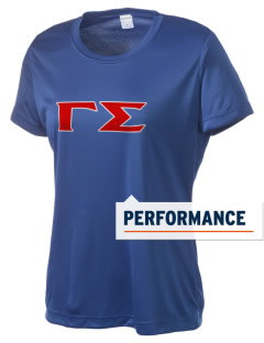 Gamma Sigma Women's Competitor Performance T-Shirt