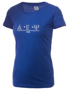 Delta Epsilon Psi  Russell Women's Campus T-Shirt