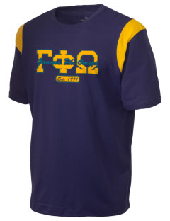 Gamma Phi Omega Holloway Men's Rush T-Shirt
