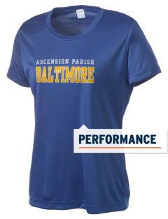 Ascension Parish Baltimore Women's Competitor Performance T-Shirt