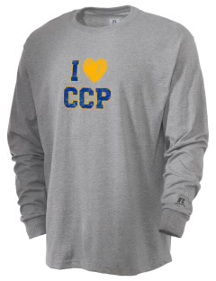 Corpus Christi Parish Piedmont  Russell Men's Long Sleeve T-Shirt
