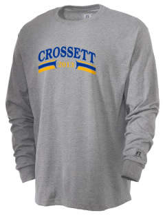 Holy Cross Parish Crossett  Russell Men's Long Sleeve T-Shirt