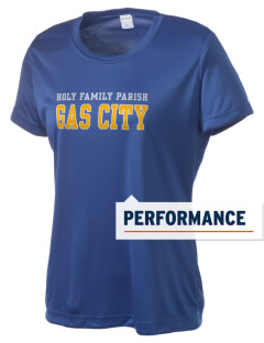 Holy Family Parish Gas City Women's Competitor Performance T-Shirt