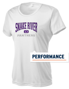 Snake River High School Panthers Women's Competitor Performance T-Shirt