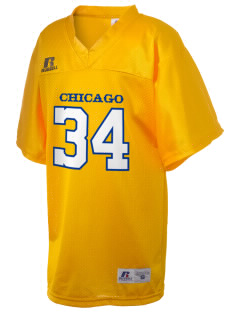 Precious Blood Parish Chicago Russell Kid's Replica Football Jersey