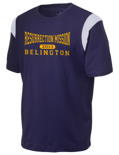 Resurrection Mission Belington Holloway Men's Rush T-Shirt