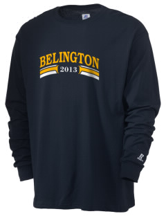 Resurrection Mission Belington  Russell Men's Long Sleeve T-Shirt