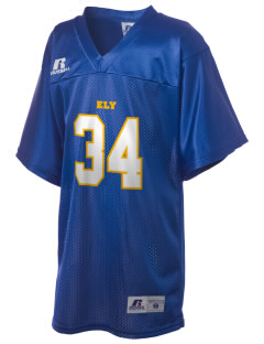 Sacred Heart Parish Ely Russell Kid's Replica Football Jersey