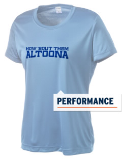 Saint Therese of the Child Jesus Altoona Women's Competitor Performance T-Shirt