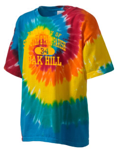 SS Peter & Paul Parish Oak Hill Kid's Tie-Dye T-Shirt