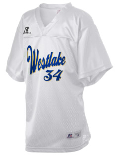 St Bernadette Church Westlake Russell Kid's Replica Football Jersey