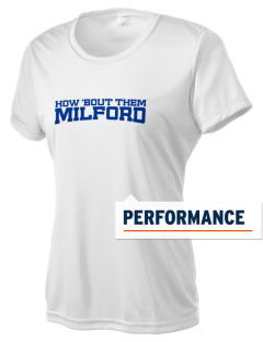 St Joseph Parish Milford Women's Competitor Performance T-Shirt