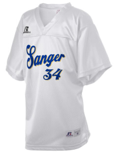St Katherine Parish (Del Rey) Sanger Russell Kid's Replica Football Jersey