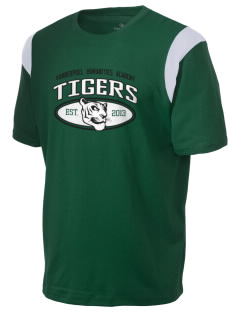 Vanderpoel Humanities Academy Tigers Holloway Men's Rush T-Shirt