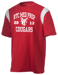 Crane High School Cougars Holloway Men's Rush T-Shirt