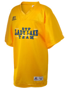 St. Timothy Parish School Lady Lake Russell Kid's Replica Football Jersey