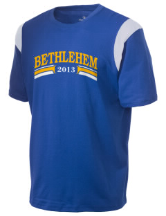 St. Anne Catholic Church Bethlehem Holloway Men's Rush T-Shirt
