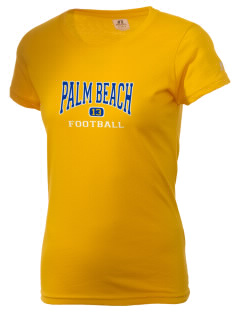 Diocese of Palm Beach Palm Beach  Russell Women's Campus T-Shirt