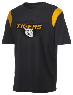 John R Tibbott School Tigers Holloway Men's Rush T-Shirt