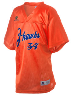 Jesup High School J-Hawks Russell Kid's Replica Football Jersey