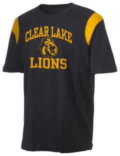 Clear Lake Junior High School Lions Holloway Men's Rush T-Shirt