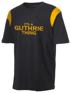 Guthrie Center Junior High School Tigers Holloway Men's Rush T-Shirt