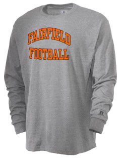 Fairfield Senior High School Trojans  Russell Men's Long Sleeve T-Shirt
