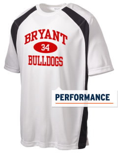 Bryant Elementary School Bulldogs Men's Dry Zone Colorblock T-Shirt