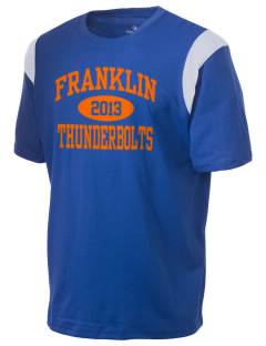 Franklin Middle School Thunderbolts Holloway Men's Rush T-Shirt