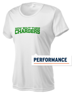 Central Middle School Chargers Women's Competitor Performance T-Shirt