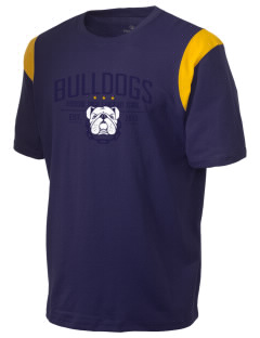 Riverside South Elementary School Bulldogs Holloway Men's Rush T-Shirt