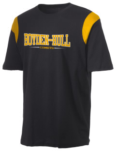 Boyden-Hull High School Comets Holloway Men's Rush T-Shirt