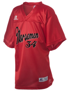 Roland-Story High School Norsemen Russell Kid's Replica Football Jersey