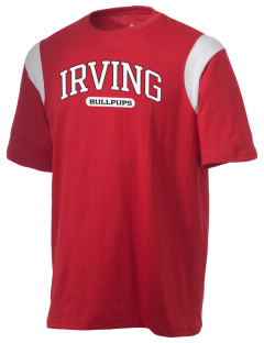 Irving Primary Center Bullpups Holloway Men's Rush T-Shirt