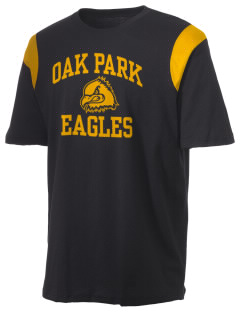 Oak Park Elementary School Eagles Holloway Men's Rush T-Shirt