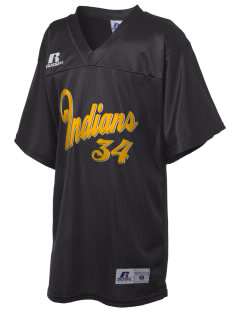 Andale High School Indians Russell Kid's Replica Football Jersey