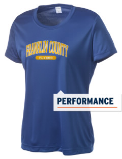 Franklin County High School Flyers Women's Competitor Performance T-Shirt