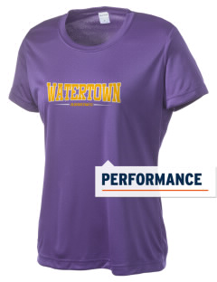 Watertown High School Arrows Women's Competitor Performance T-Shirt