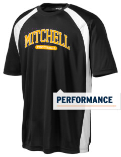 Mitchell Middle School Cornelius Men's Dry Zone Colorblock T-Shirt