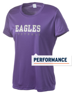 Carthage Elementary School Eagles Women's Competitor Performance T-Shirt