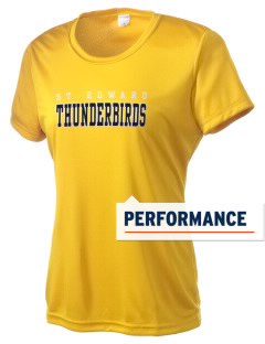 St. Edward Thunderbirds Women's Competitor Performance T-Shirt