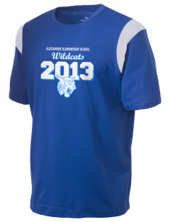 Alexander Elementary School Wildcats Holloway Men's Rush T-Shirt