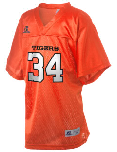 Jonesborough Elementary School Tigers Russell Kid's Replica Football Jersey