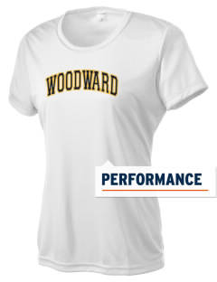 Woodward Senior High School Boomers Women's Competitor Performance T-Shirt