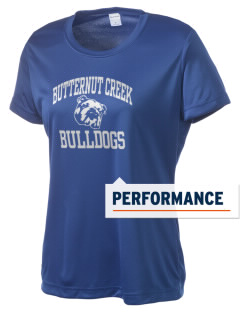 Butternut Creek Elementary School Bulldogs Women's Competitor Performance T-Shirt