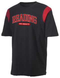 Reading High School Red Knights Holloway Men's Rush T-Shirt