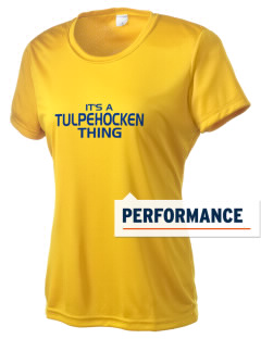 Tulpehocken High School Trojans Women's Competitor Performance T-Shirt