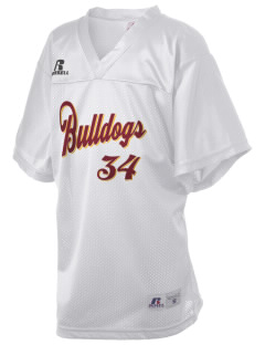 Plainfield Elementary School Bulldogs Russell Kid's Replica Football Jersey